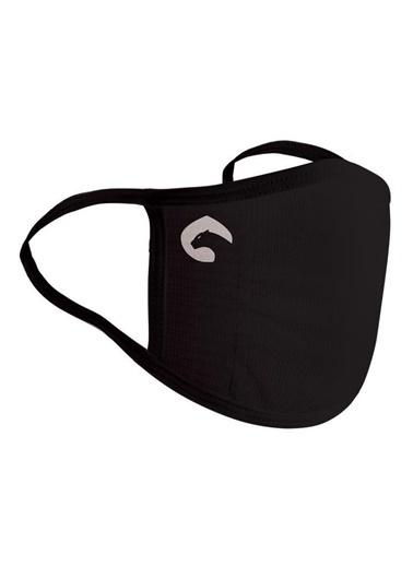 Panthzer Panthzer ViralOff Kulaktan Askılı Yıkanabilir Dikişsiz Bez Maske Renkli